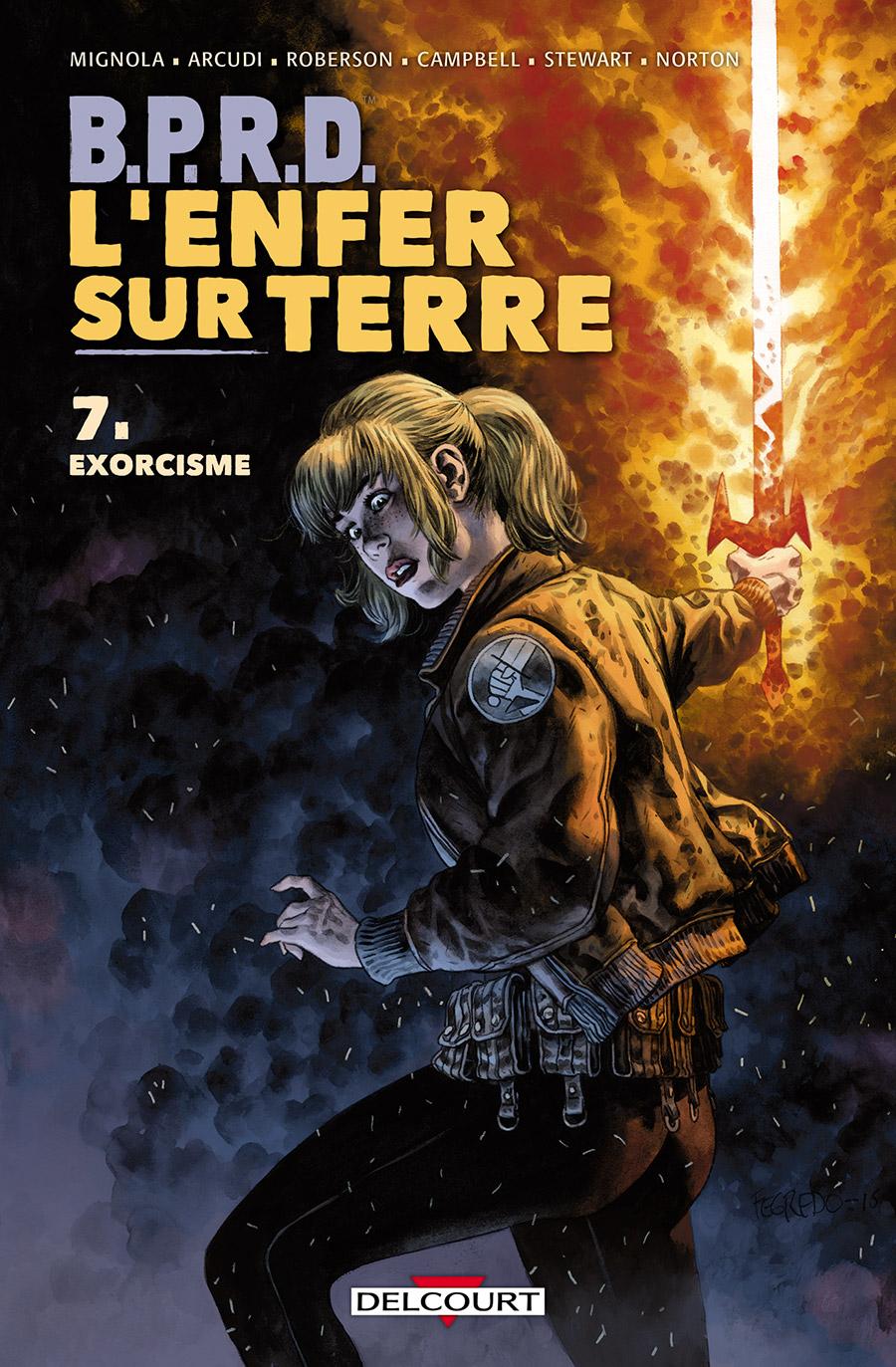 B.P.R.D - L'Enfer sur Terre 7 - Exorcisme