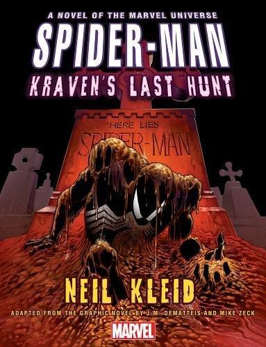 Spider-Man - Kraven's Last Hunt (Prose Novel) 1