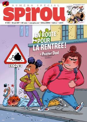 Le journal de Spirou 4142 - 4142