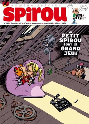 Le journal de Spirou 4144 - 4144