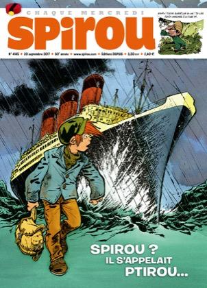 Le journal de Spirou 4145 - 4145