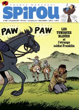 Le journal de Spirou 4146 - 4146