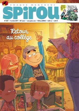 Le journal de Spirou 4147 - 4147