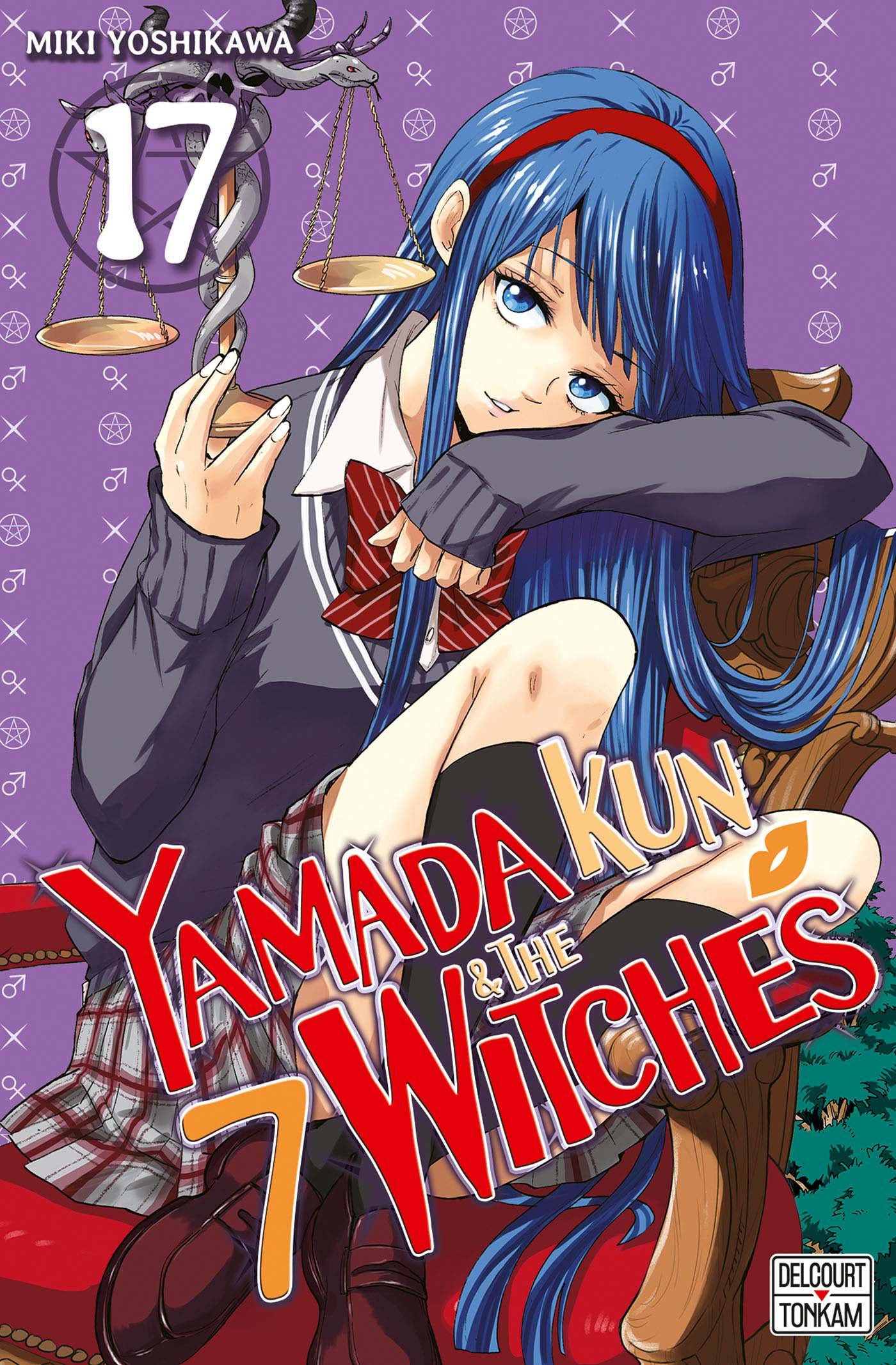 Yamada kun & The 7 Witches 17