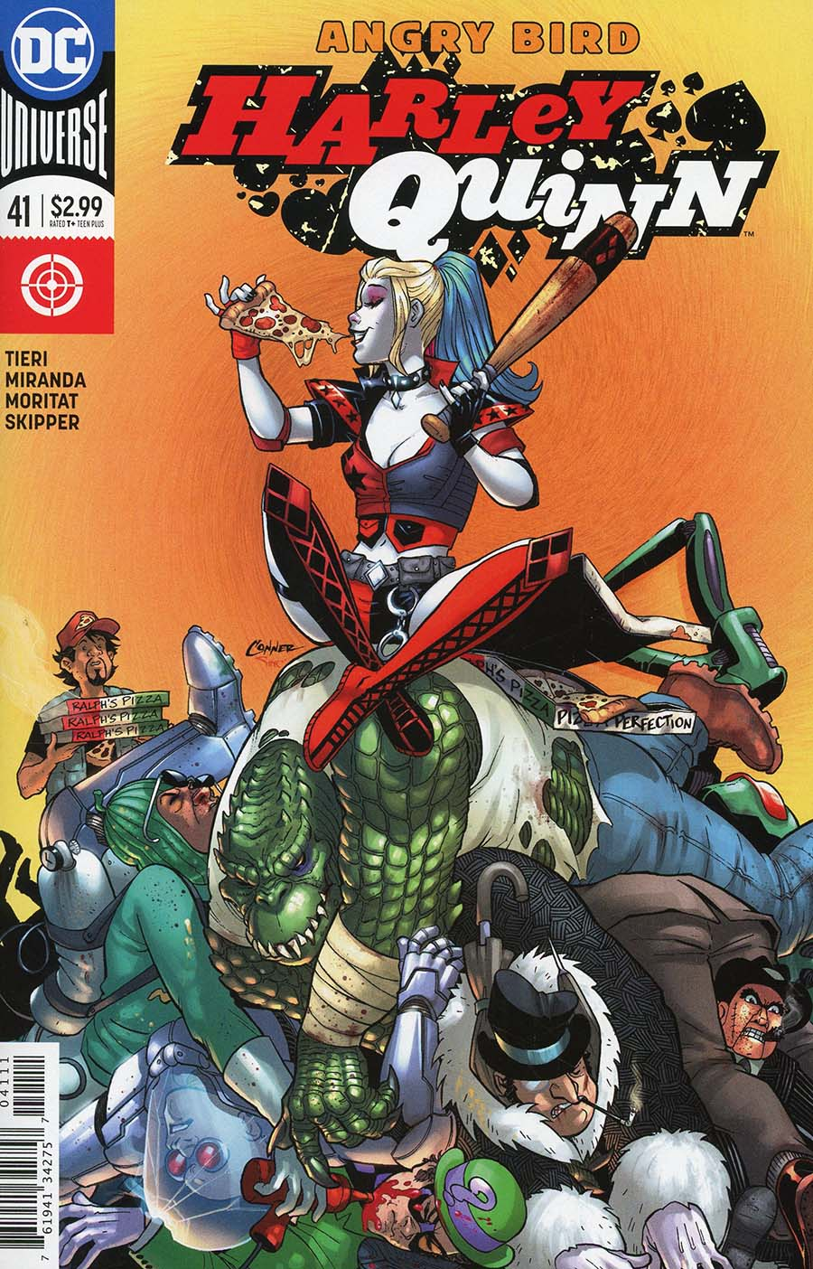 Harley Quinn 41 - Angry Bird - Finale