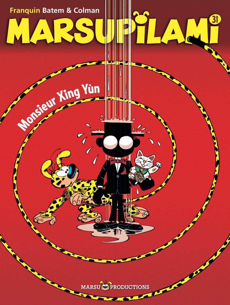 Marsupilami 31 - Monsieur Xing Yun
