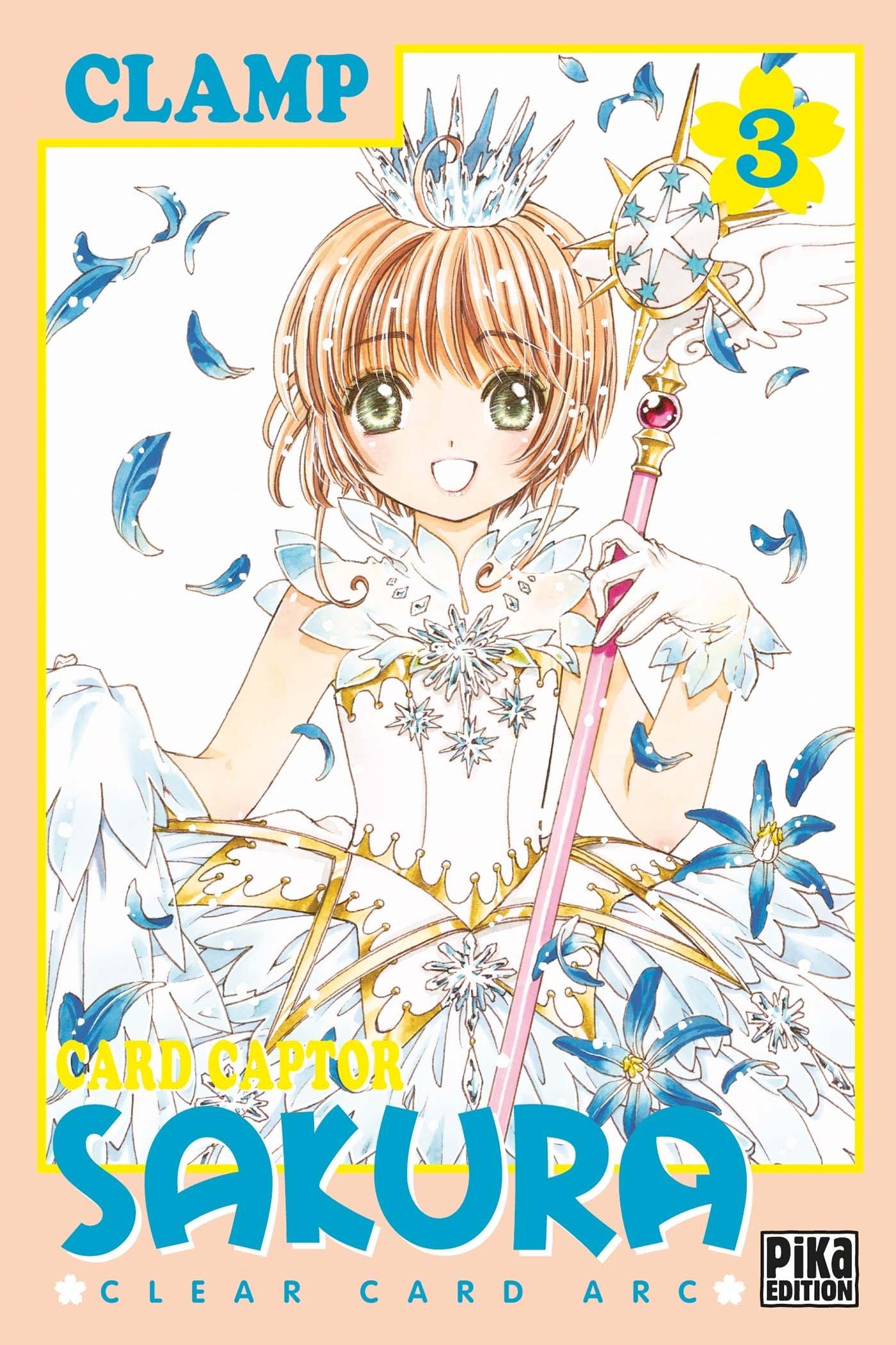 Card captor Sakura - Clear Card Arc 3