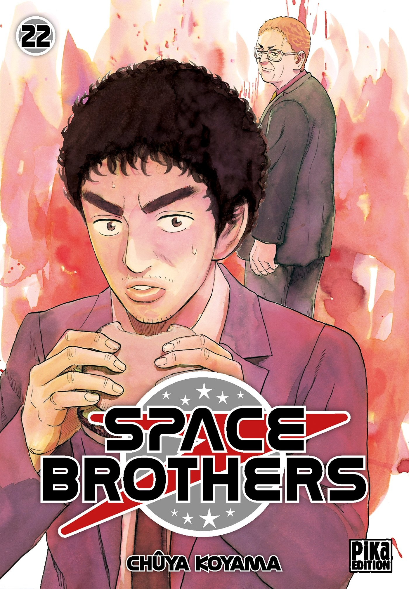 Space Brothers 22