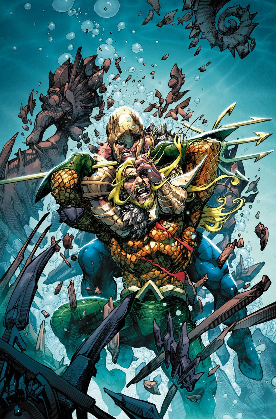 Aquaman 35 - Kingslayer 1