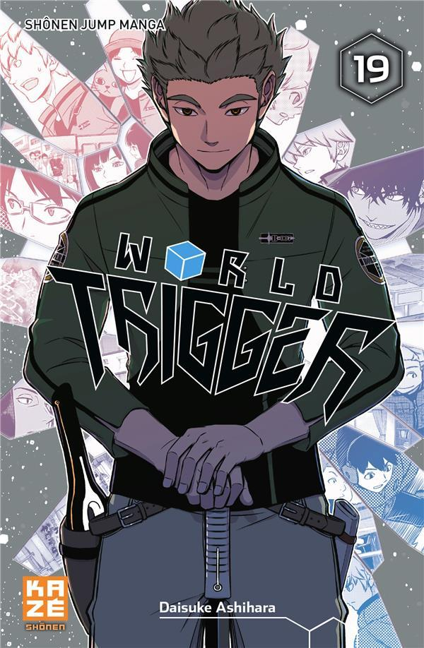 World Trigger 19