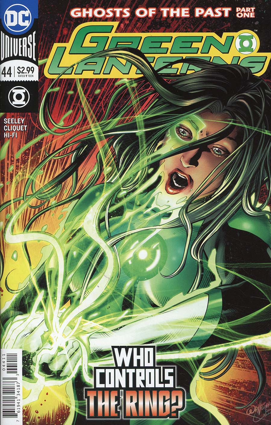Green Lanterns 44 - Ghosts of the Past 1