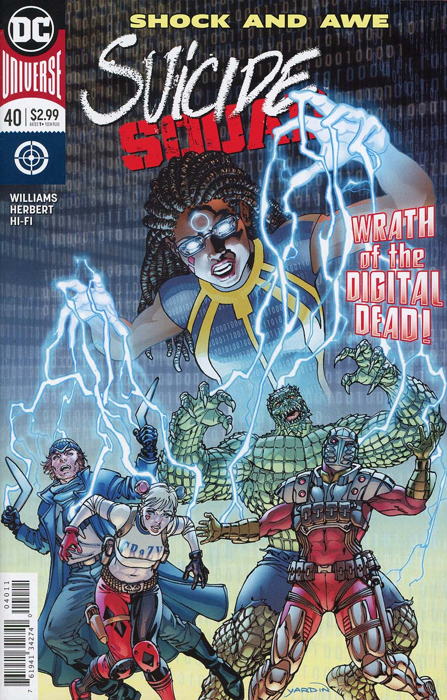 Suicide Squad 40 - Shock and Awe Conclusion