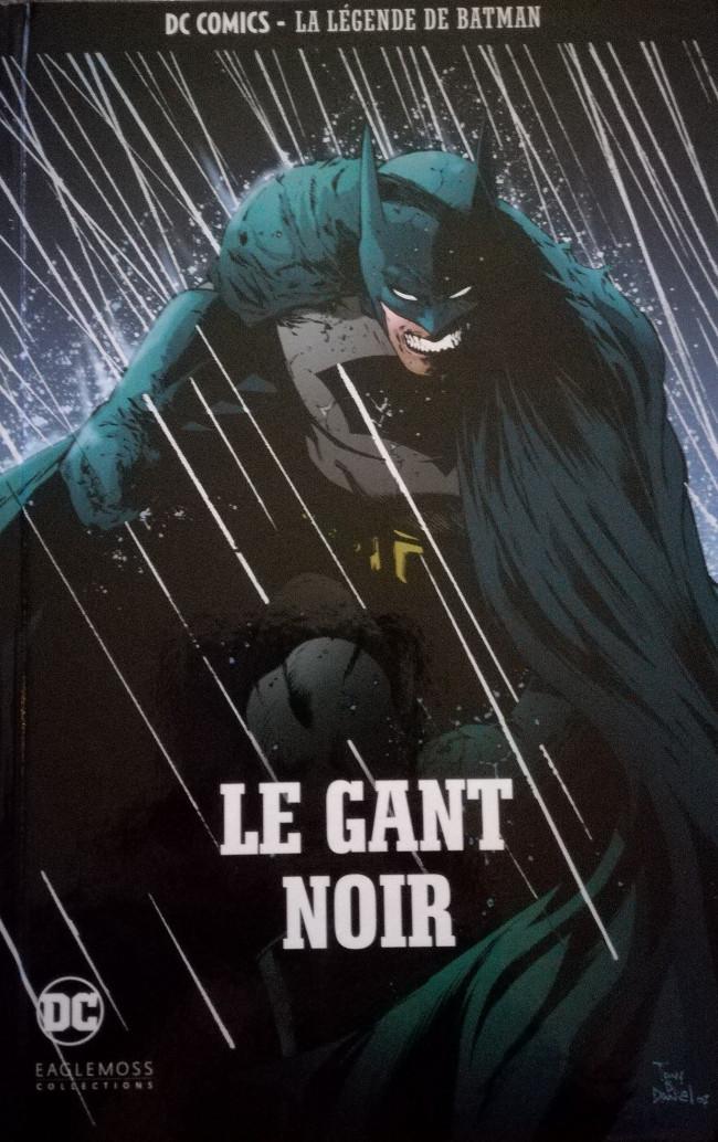 DC Comics - La Légende de Batman 43 - Le Gant noir