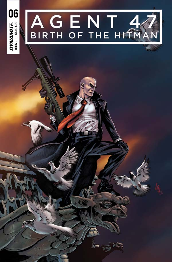 Agent 47 - Birth of the Hitman 6