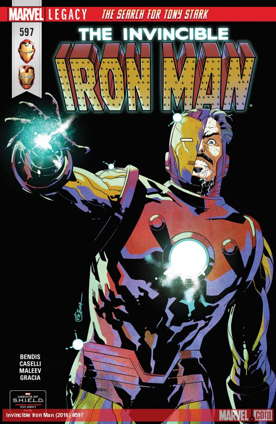 Invincible Iron Man 597
