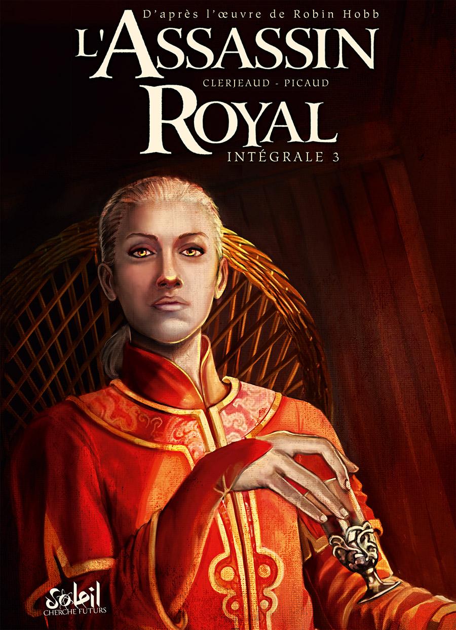 L'assassin royal 3 - Intégrale 3 - T8 à T10