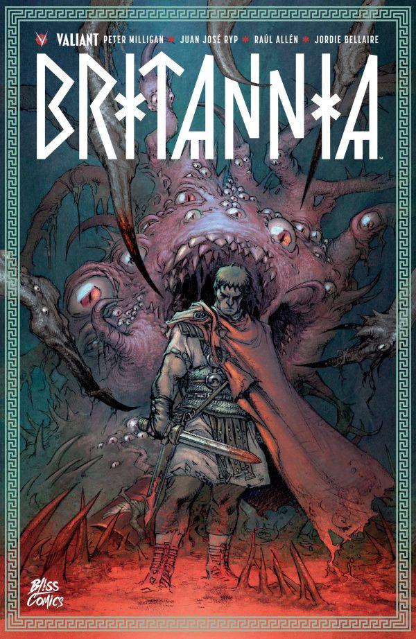 Britannia 1 - Couverture C - Collector librairies spécialisées