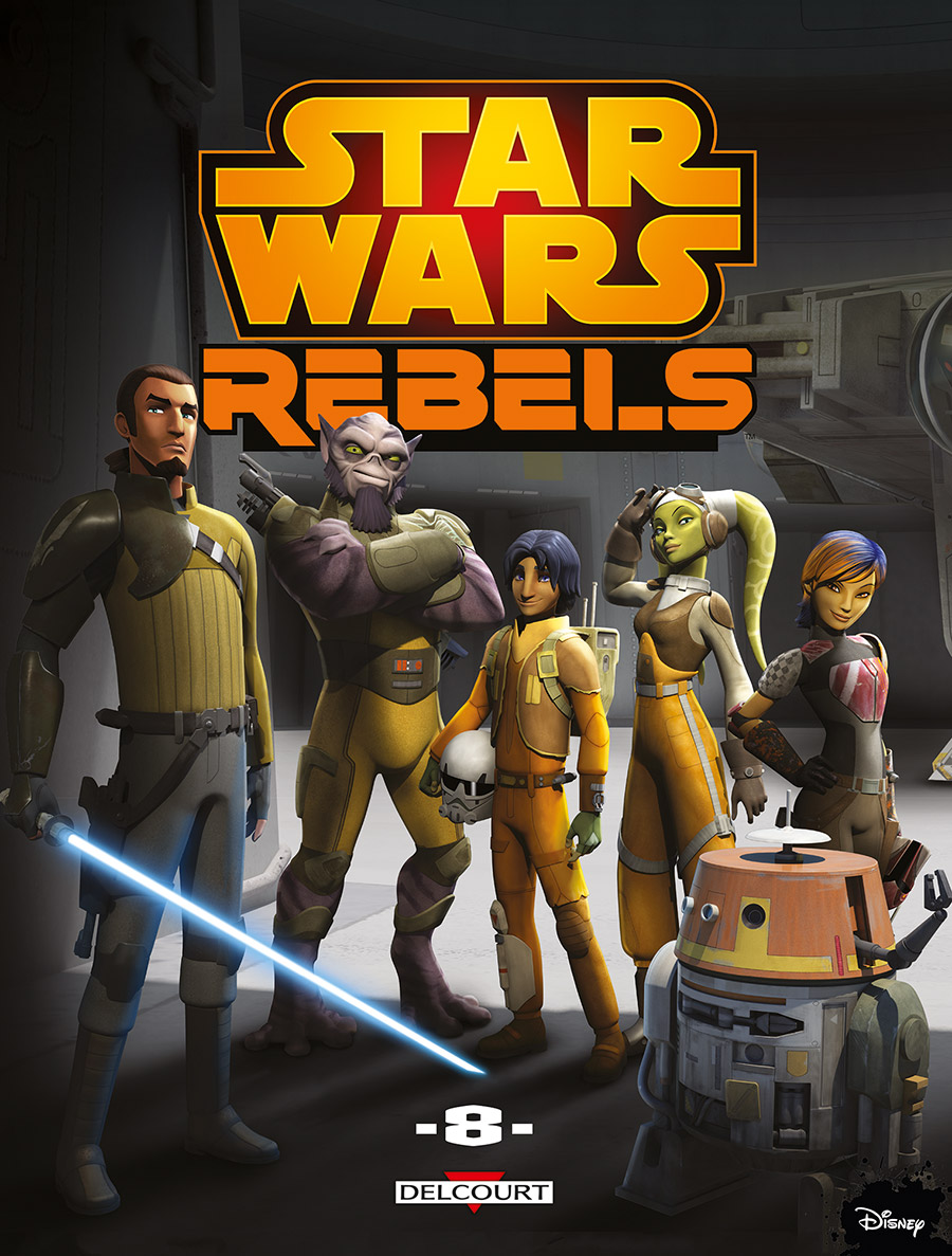 Star Wars - Rebels 8