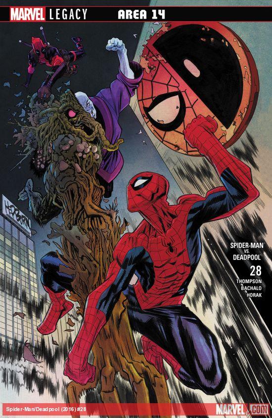 Spider-Man / Deadpool 28