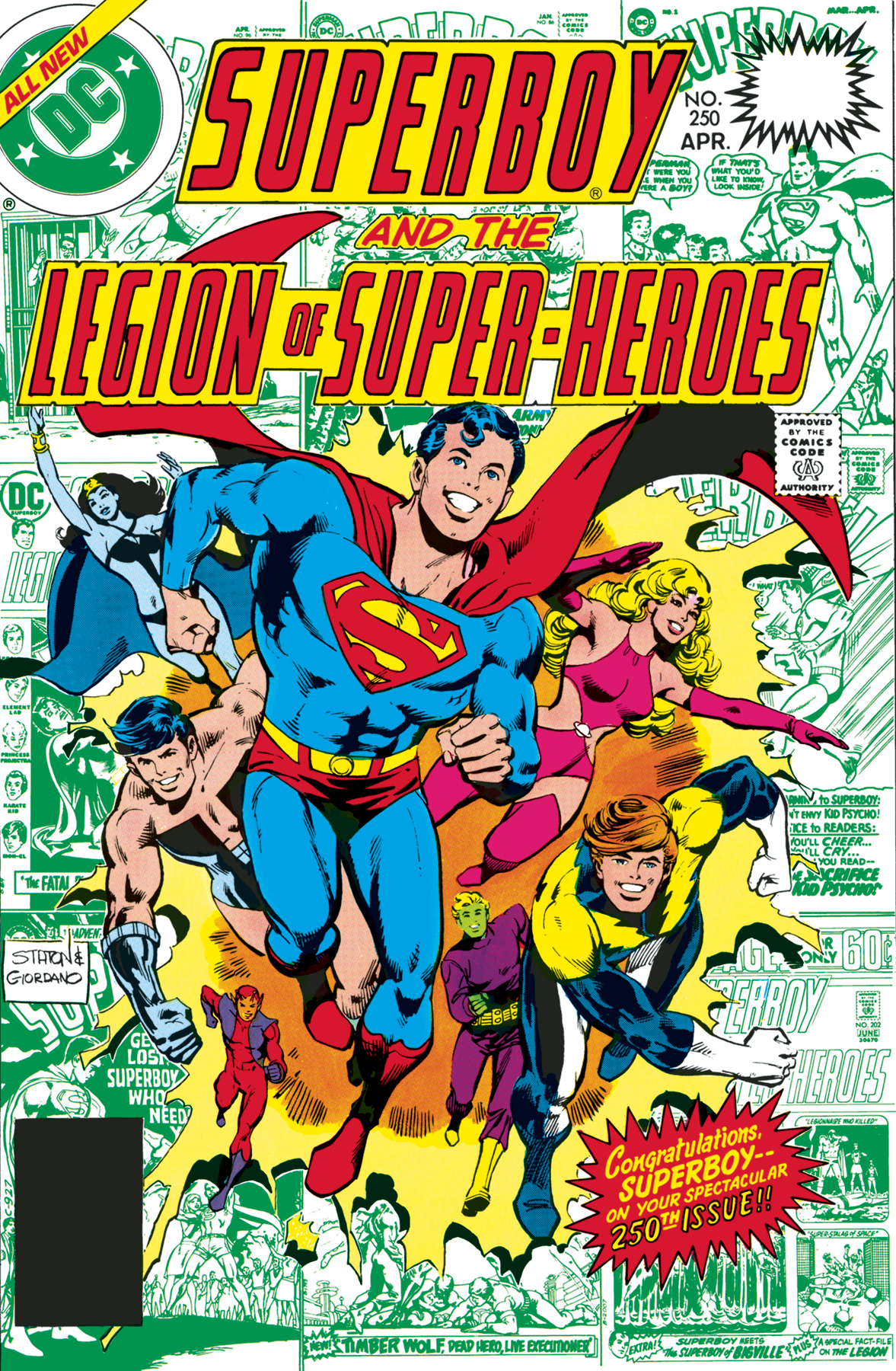 Superboy and the Legion of Super-Heroes 2