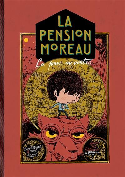 La Pension Moreau 2 - La peur au ventre