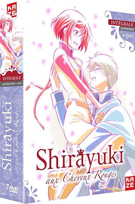 Shirayuki aux cheveux rouges 3