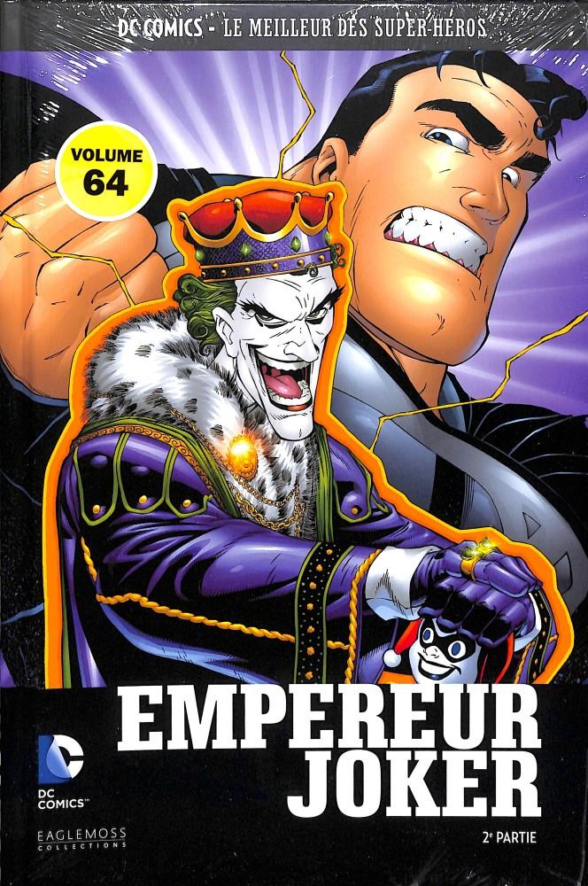 DC Comics - Le Meilleur des Super-Héros 64 - Empereur Joker 2ème partie