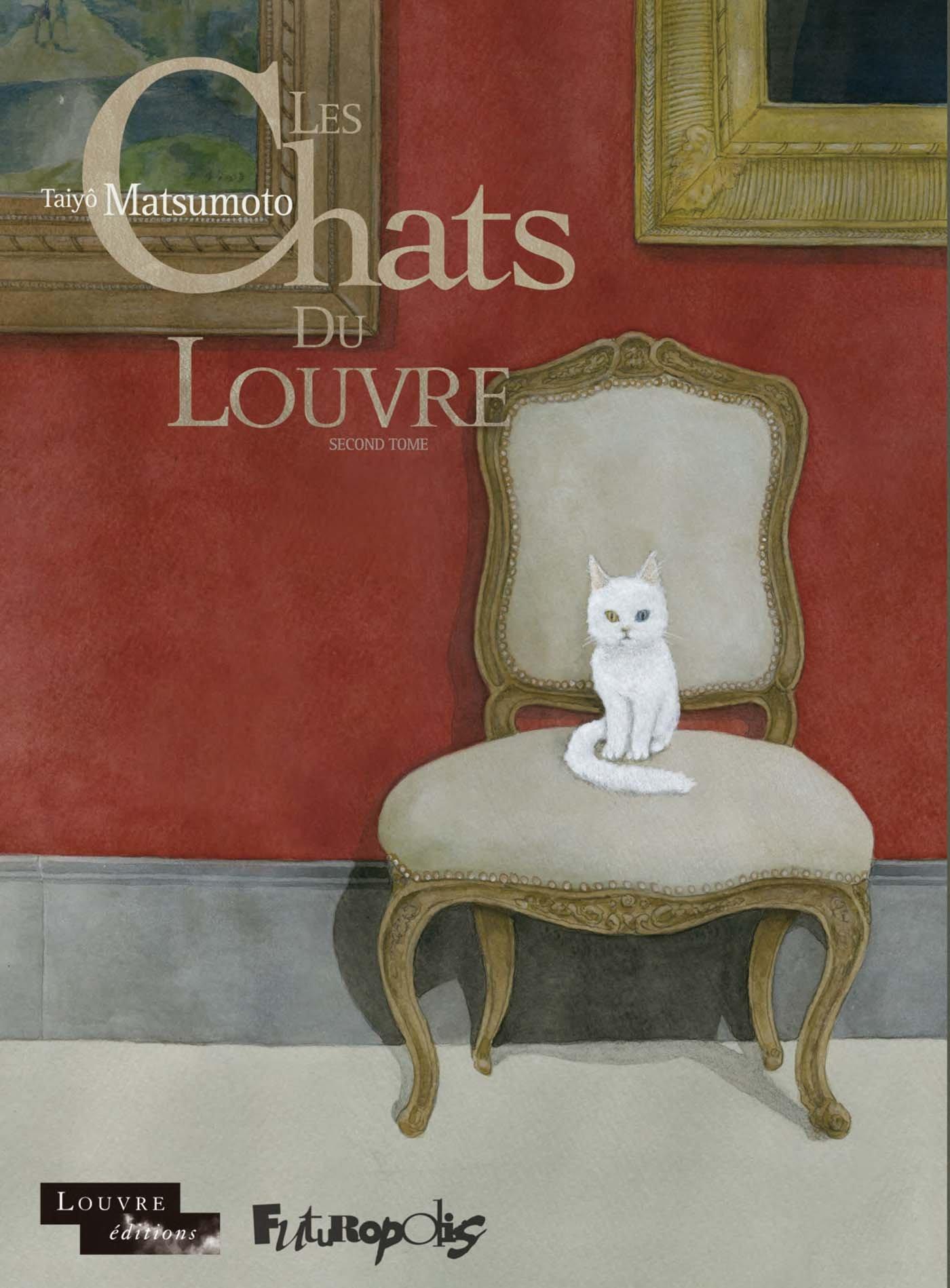 Les Chats du Louvre 2