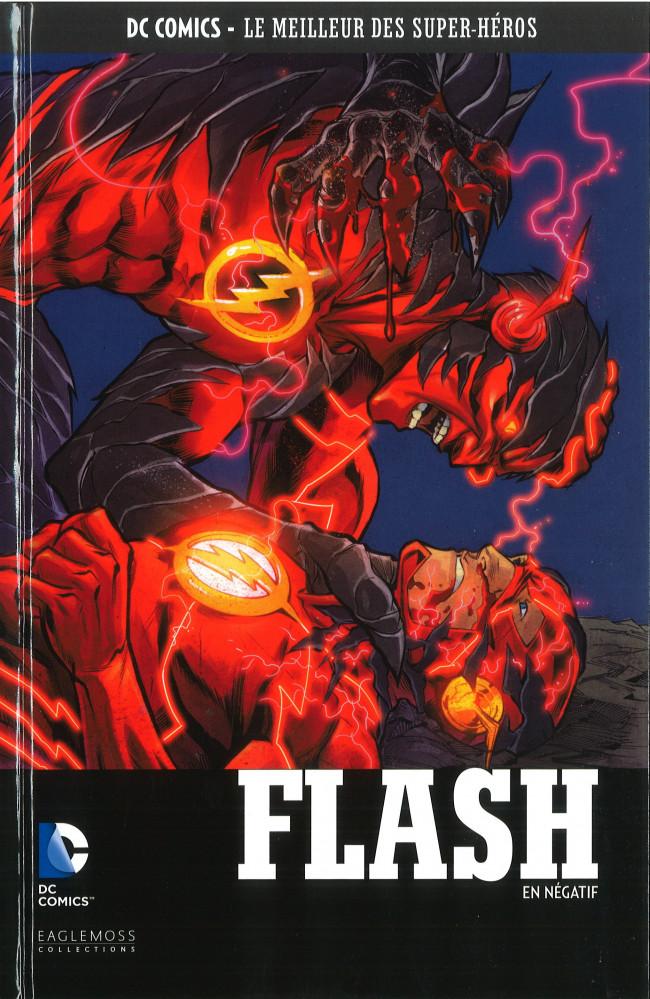 DC Comics - Le Meilleur des Super-Héros 65 - Flash - En Négatif