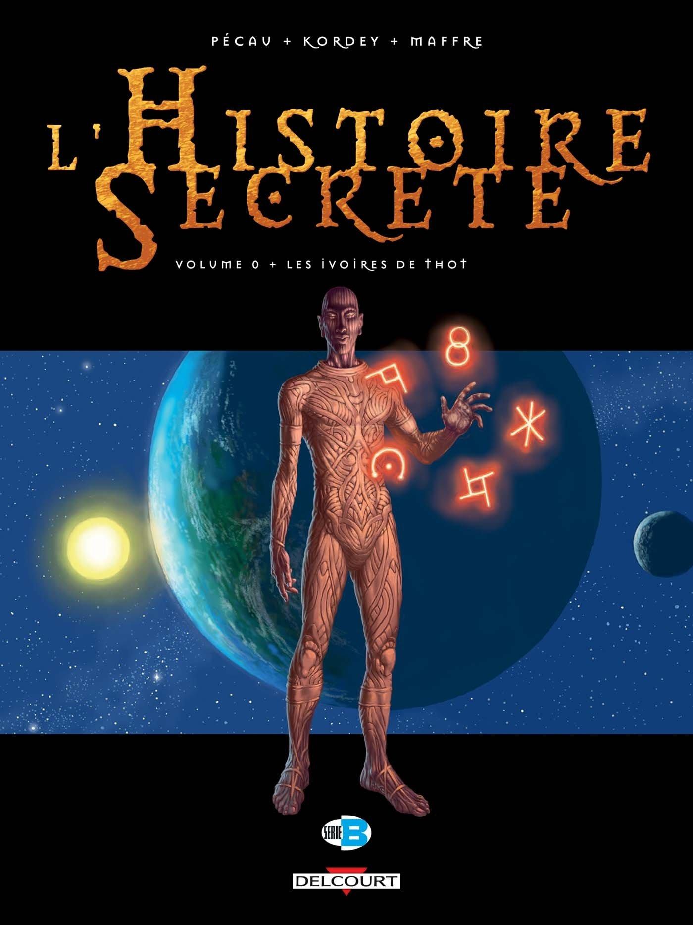 L'histoire secrète 0 - Les Ivoires de Thot