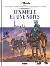 Les Grands Classiques de la littérature en Bande Dessinée 28 - LES CONTES DE MILLE ET UNE NUIT