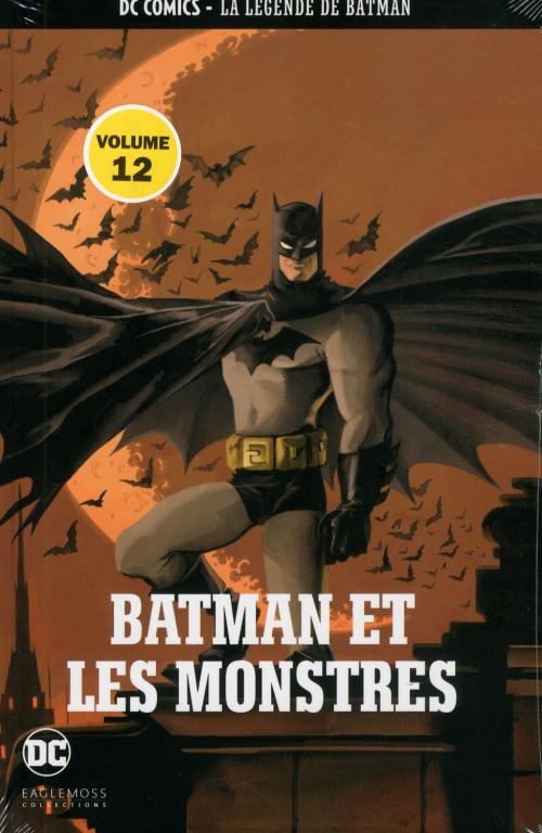 DC Comics - La Légende de Batman 5 - Batman et les Monstres