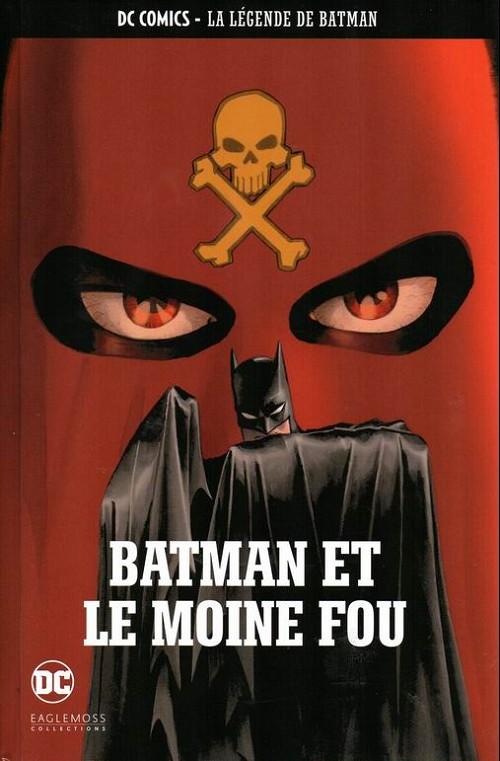 DC Comics - La Légende de Batman 6 - Batman et le moine fou