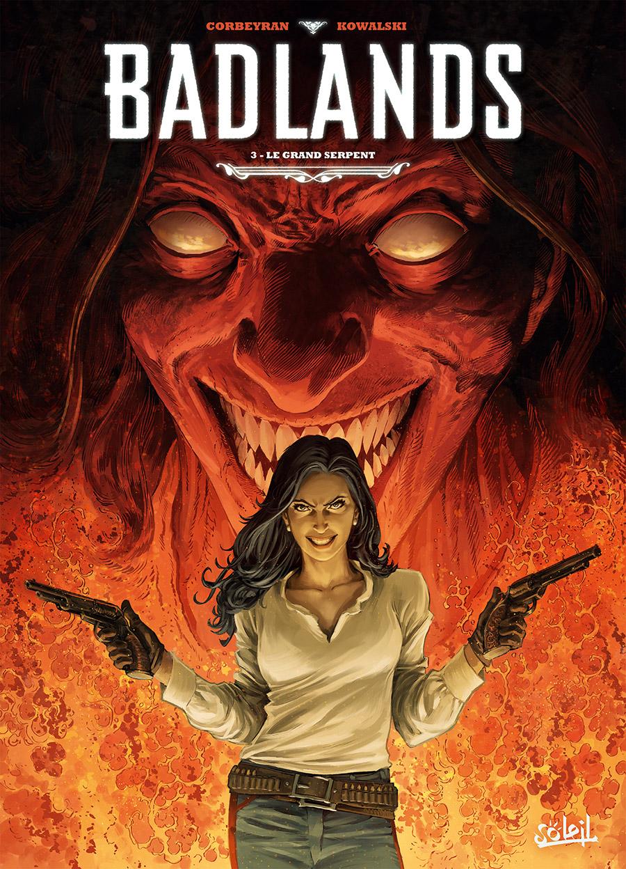 Badlands 3 - Le grand serpent