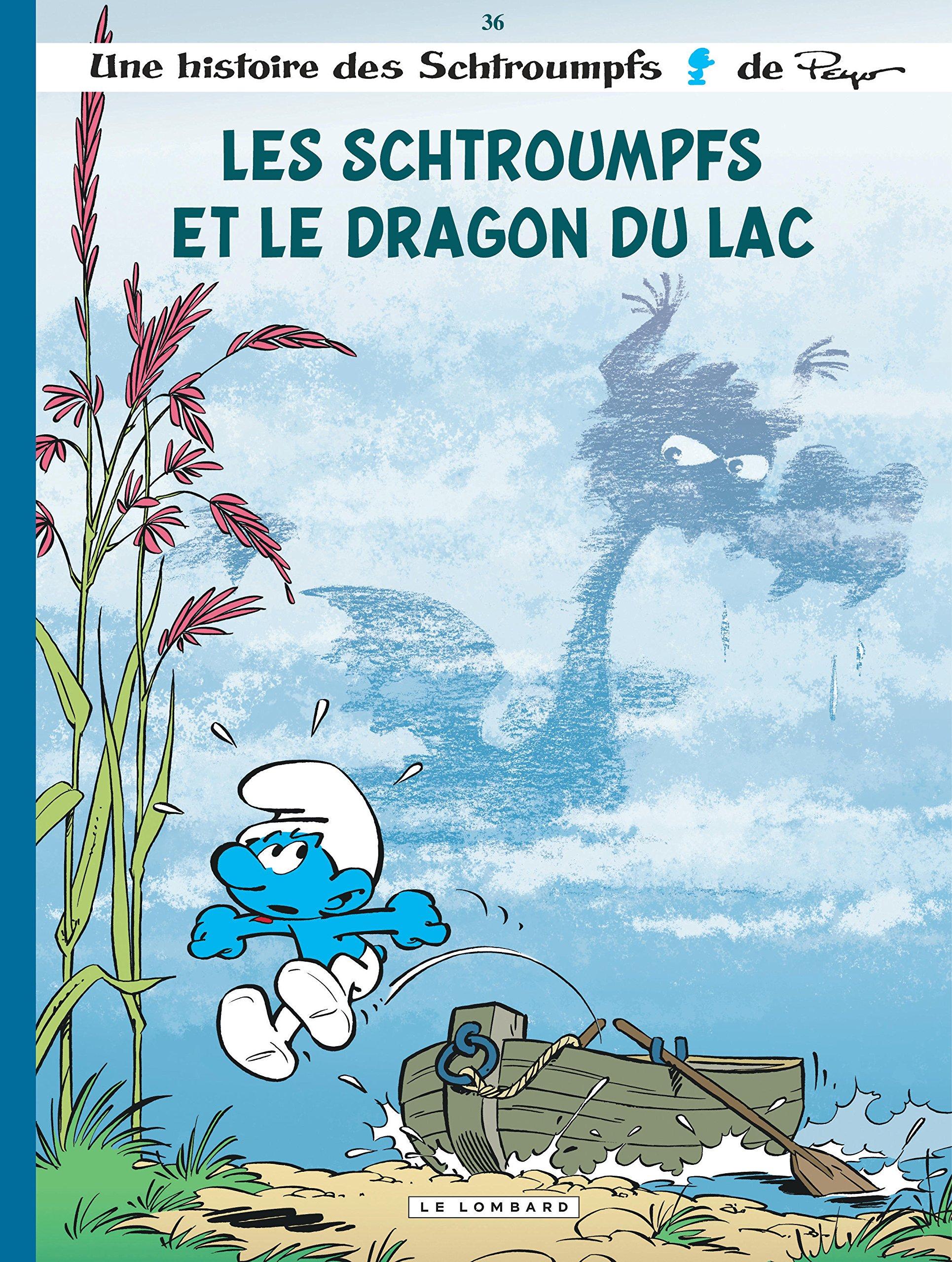 Les Schtroumpfs 36 - Les Schtroumpfs et le dragon du lac