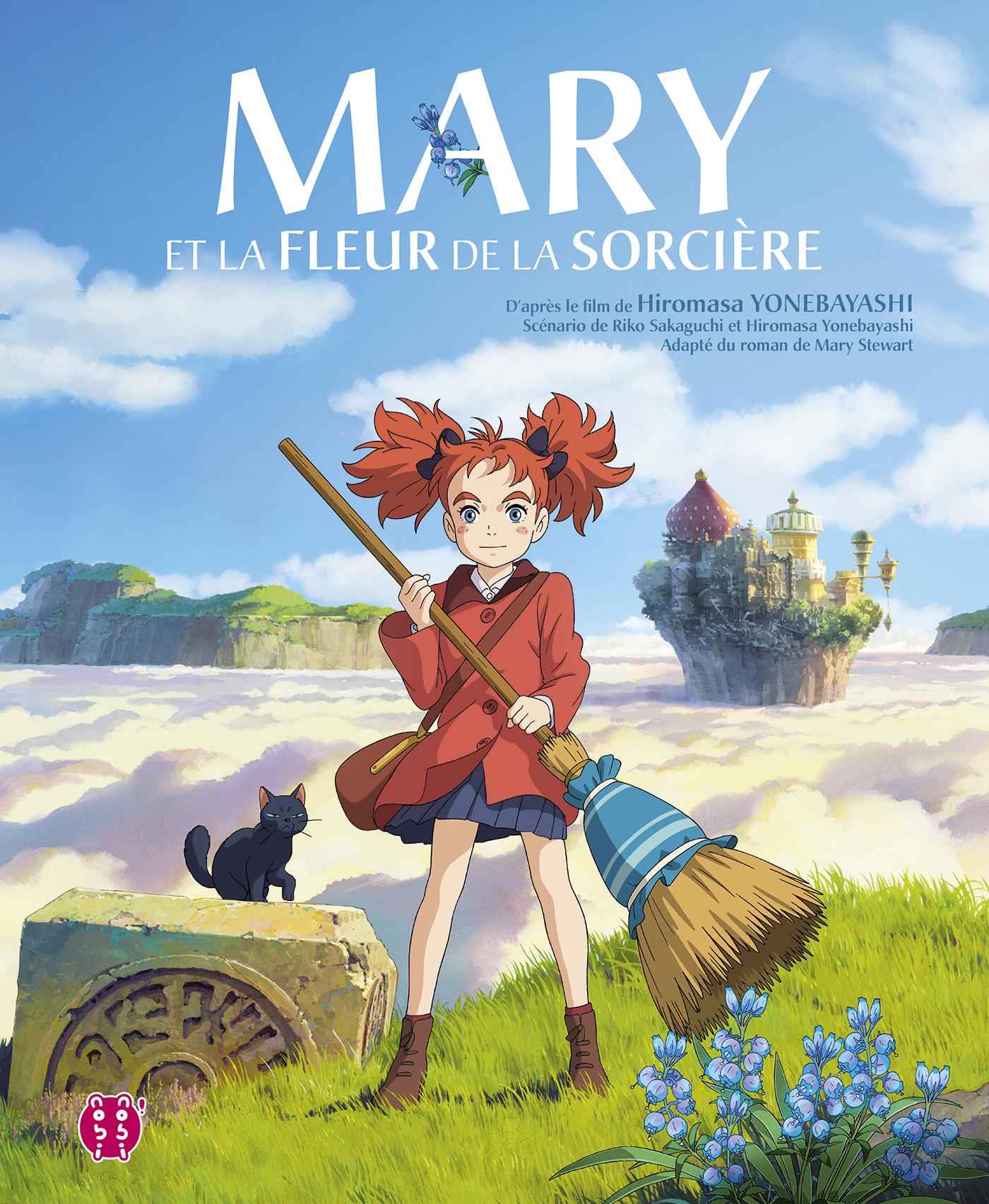 Mary et la fleur de la sorcière 1