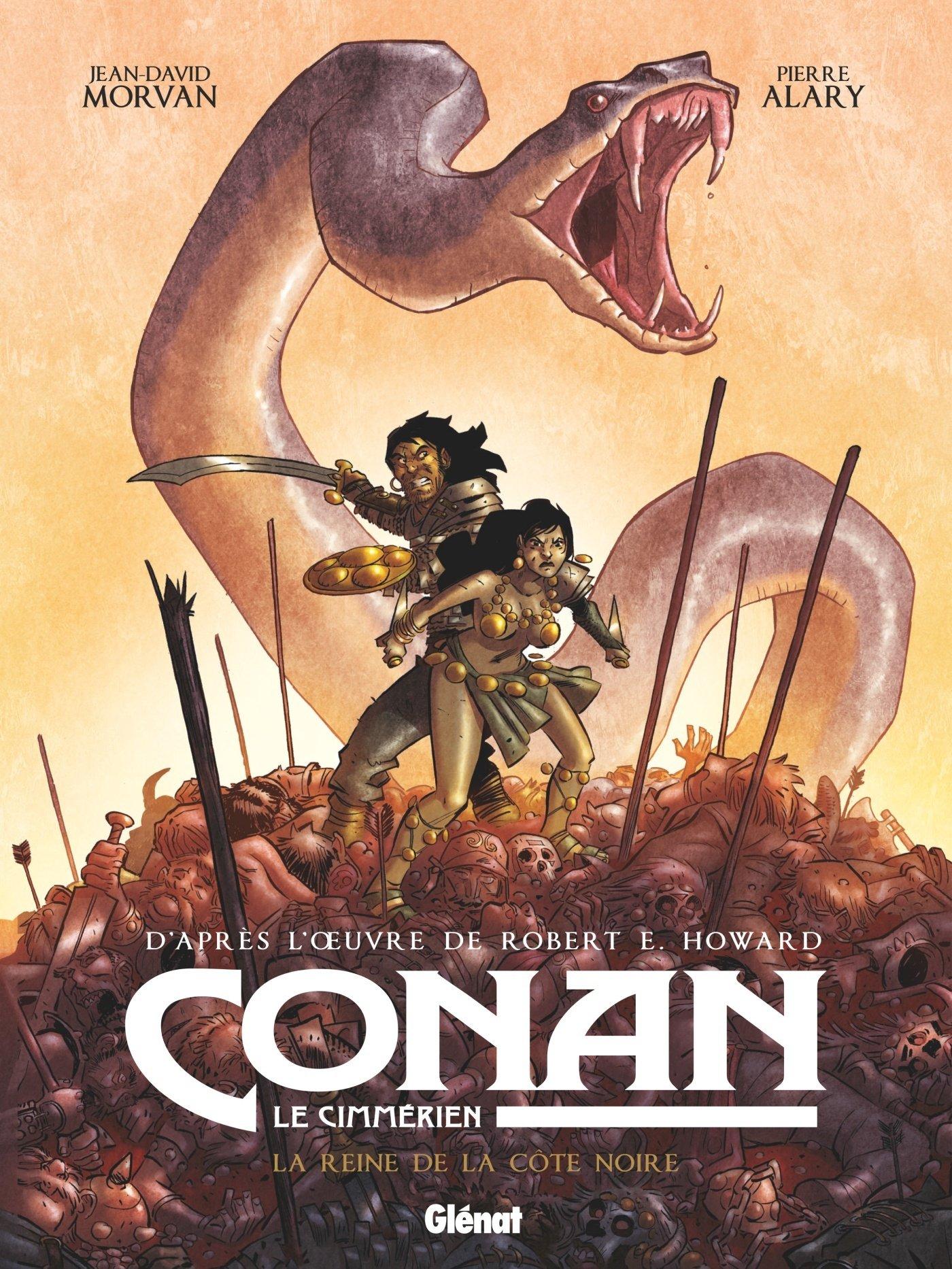 Conan le Cimmérien 1 - La reine de la côte noire