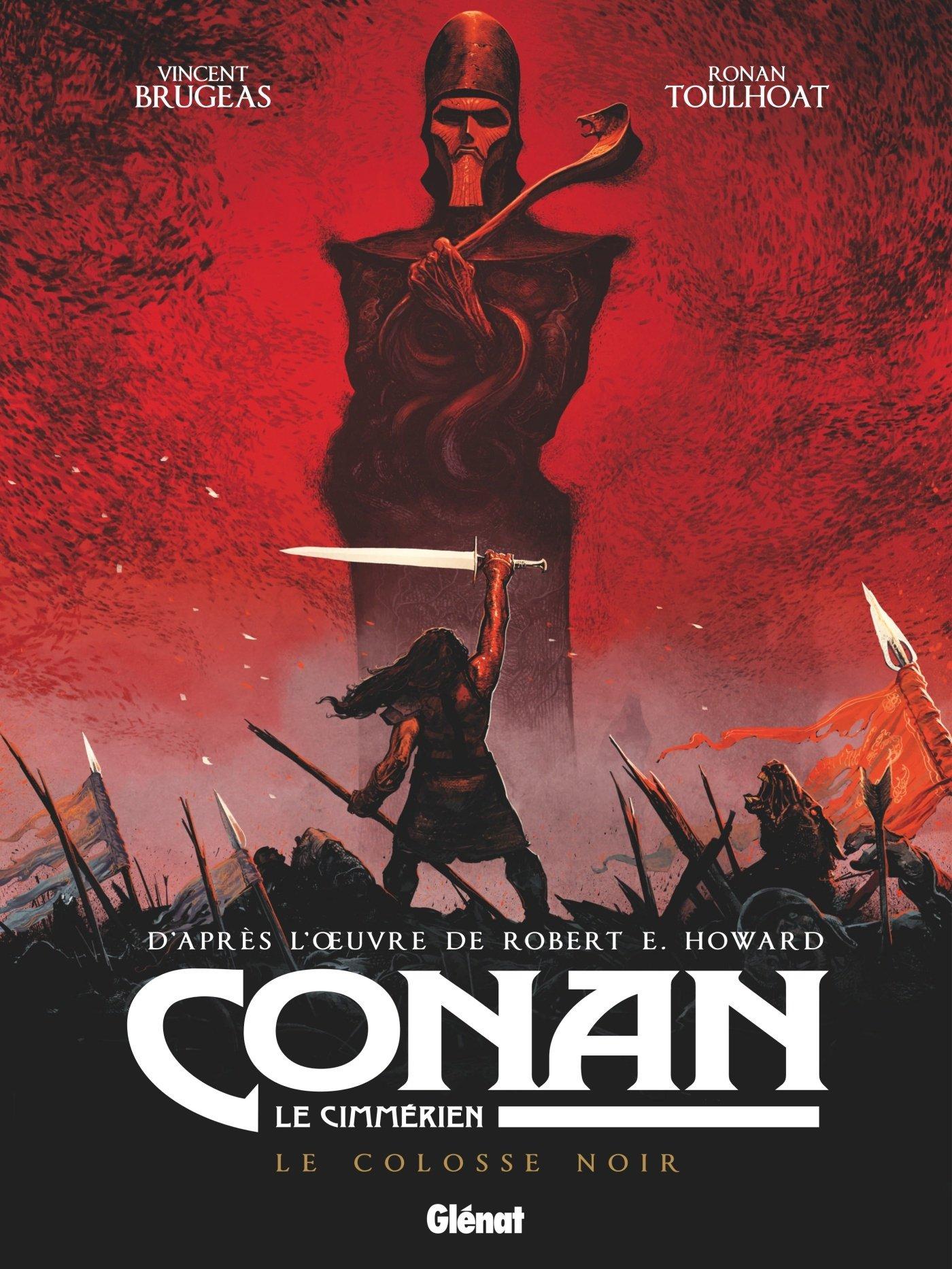 Conan le Cimmérien 2 - Le colosse noir