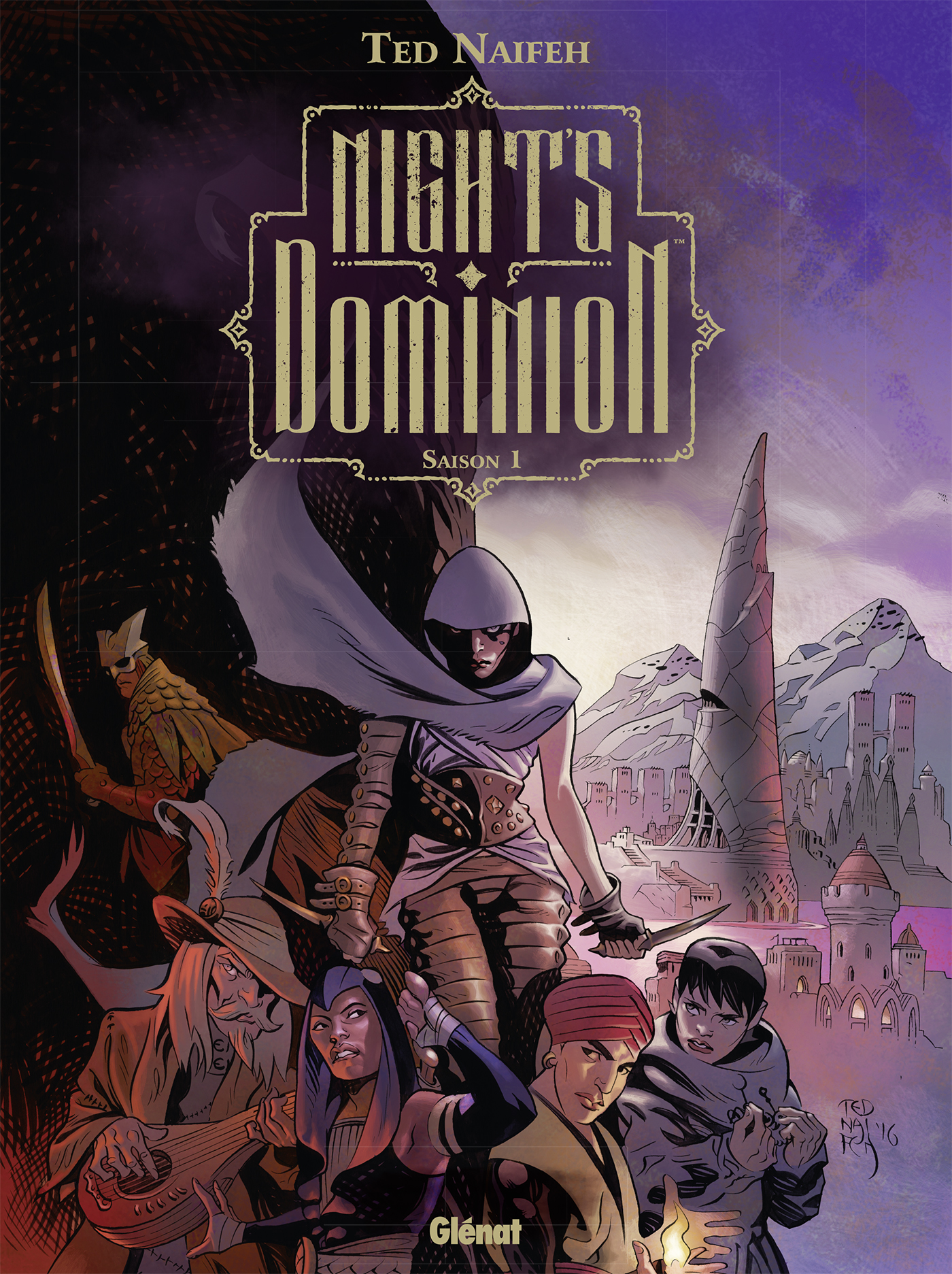 Nights Dominion 1 - Tome 1