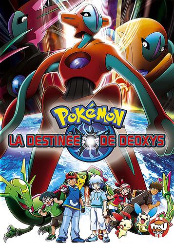 Pokémon - Film 7 : La Destinée de Deoxys 1