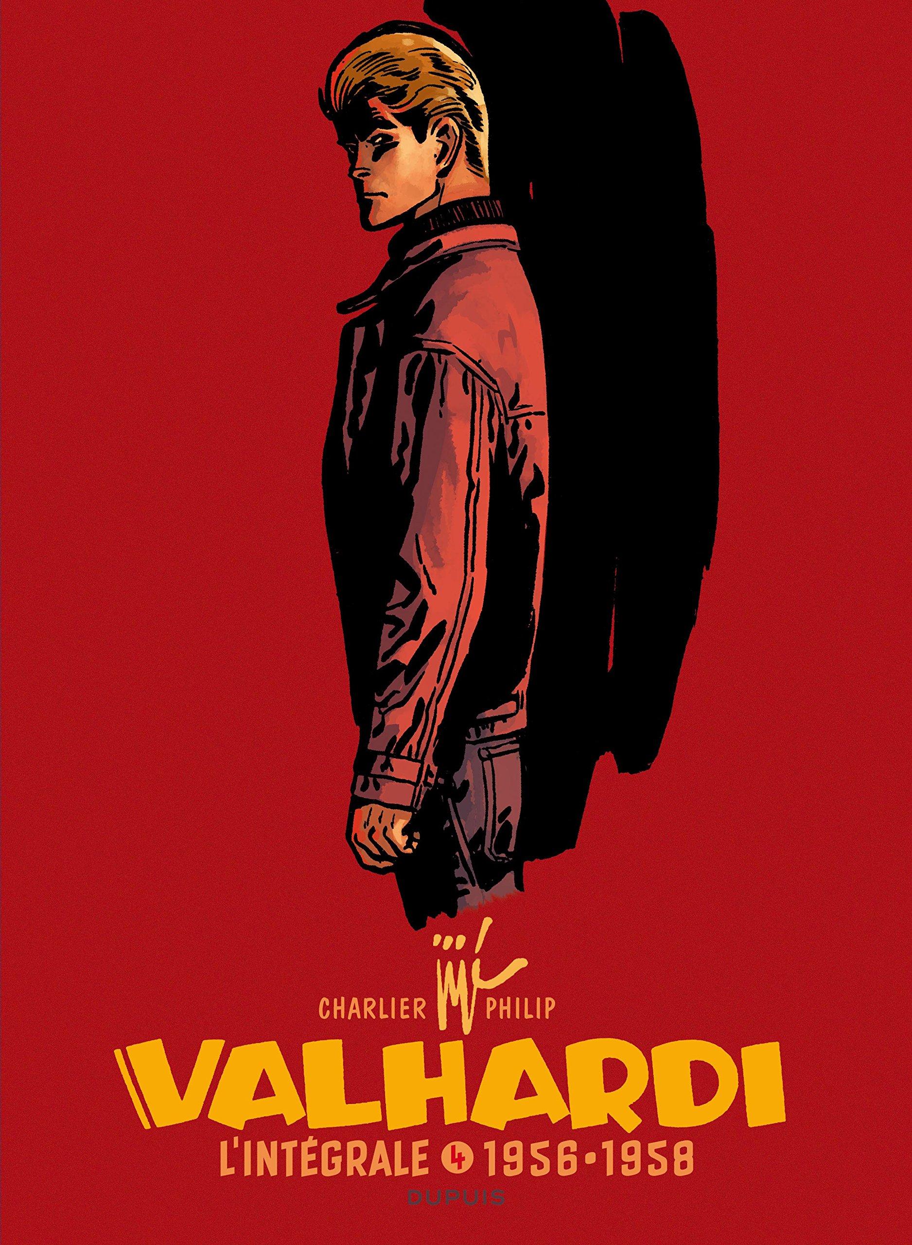 Les aventures de Jean Valhardi 4 - Intégrale, tome 4 (1956-1958)