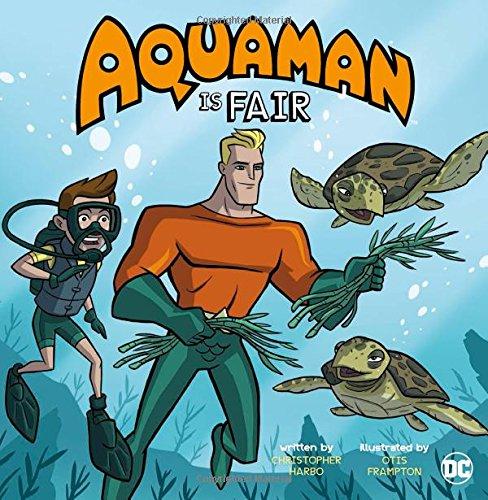 Aquaman Is Fair 1