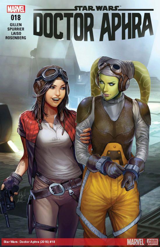 Star Wars - Docteur Aphra 18