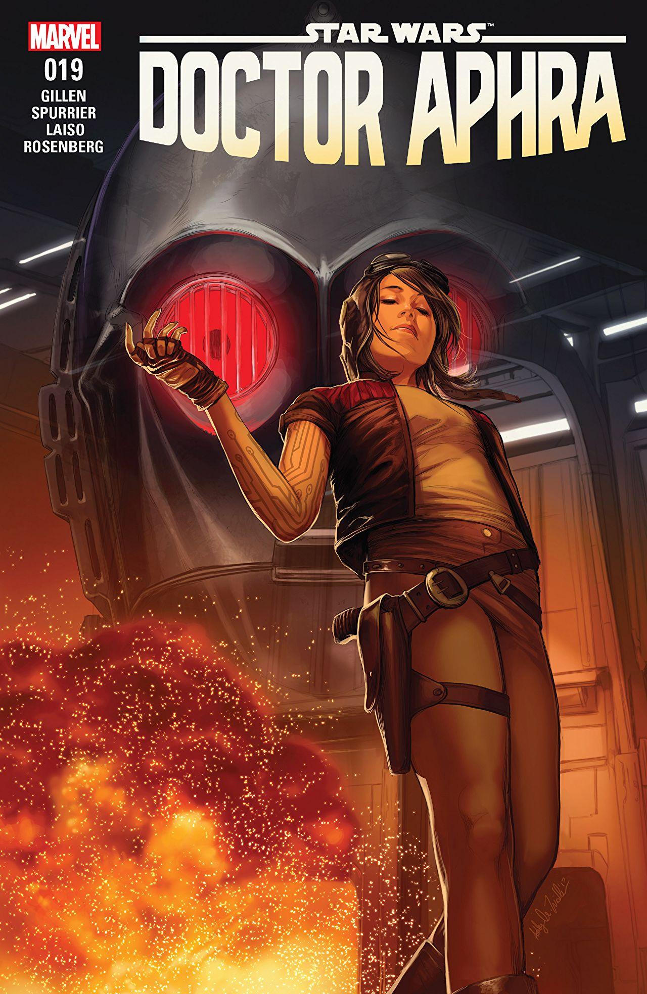 Star Wars - Docteur Aphra 19