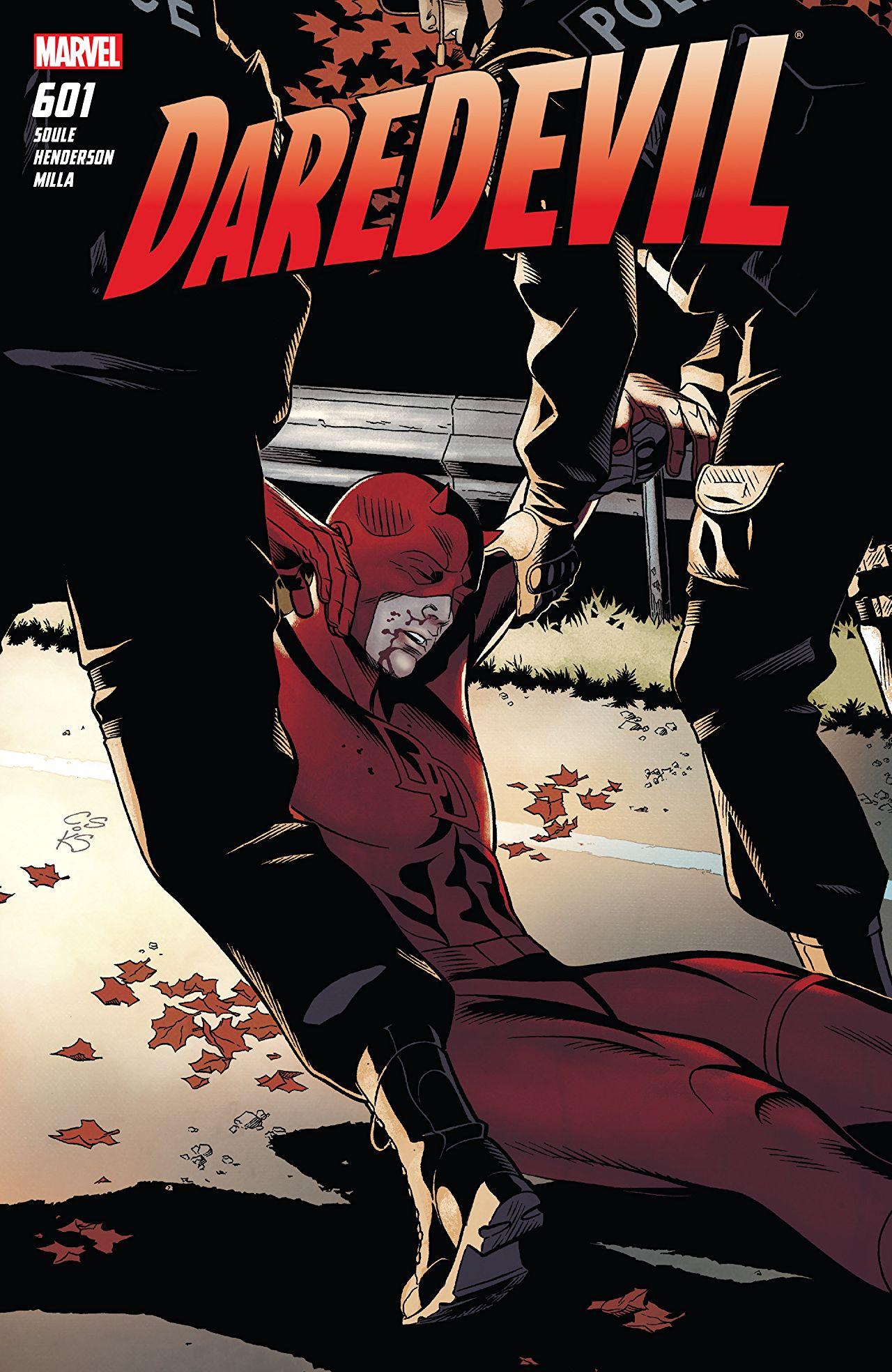 Daredevil 601