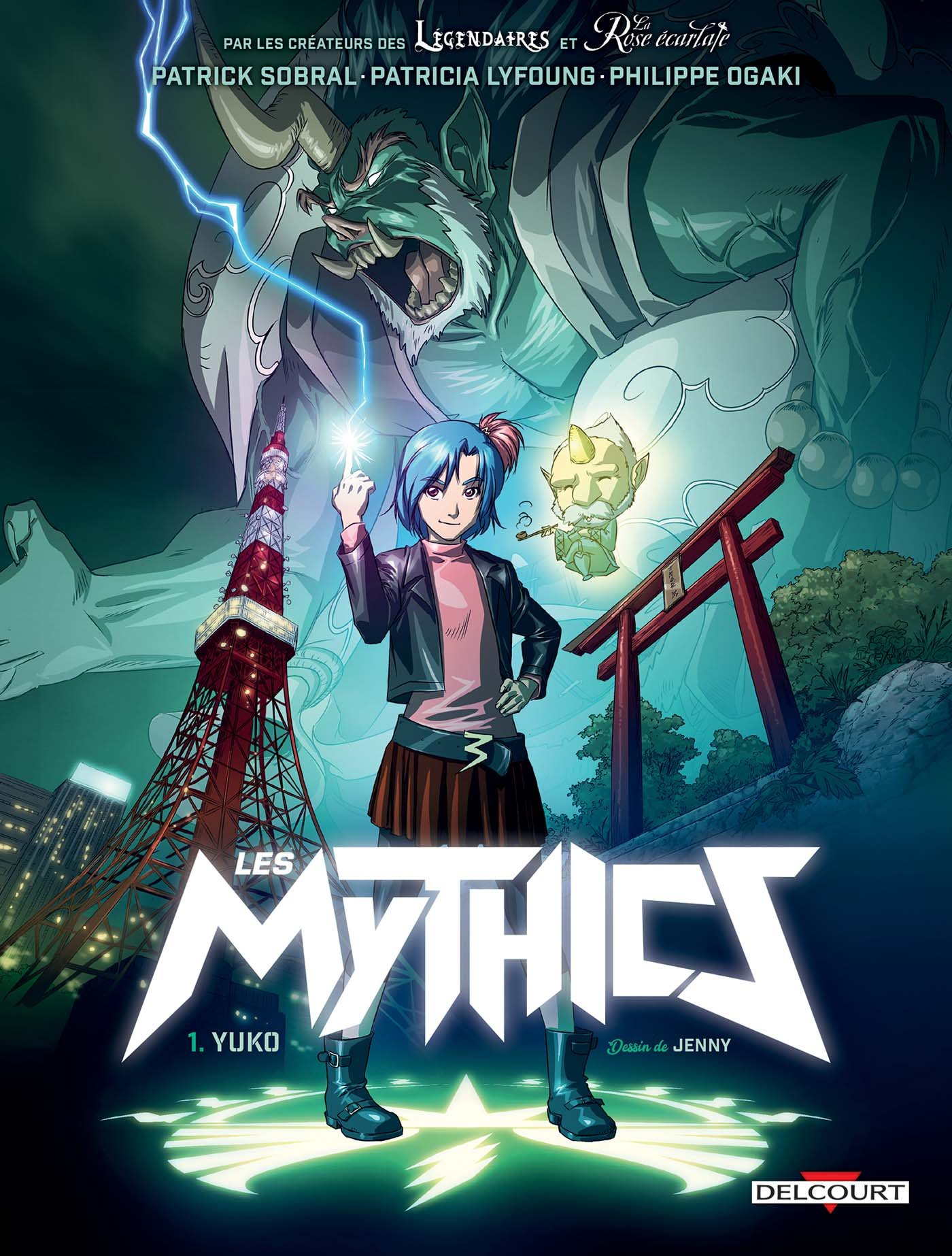 Les Mythics 1 - Yuko