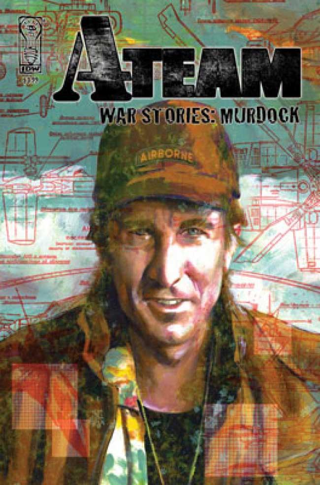 A-Team - War Stories - Murdock 1