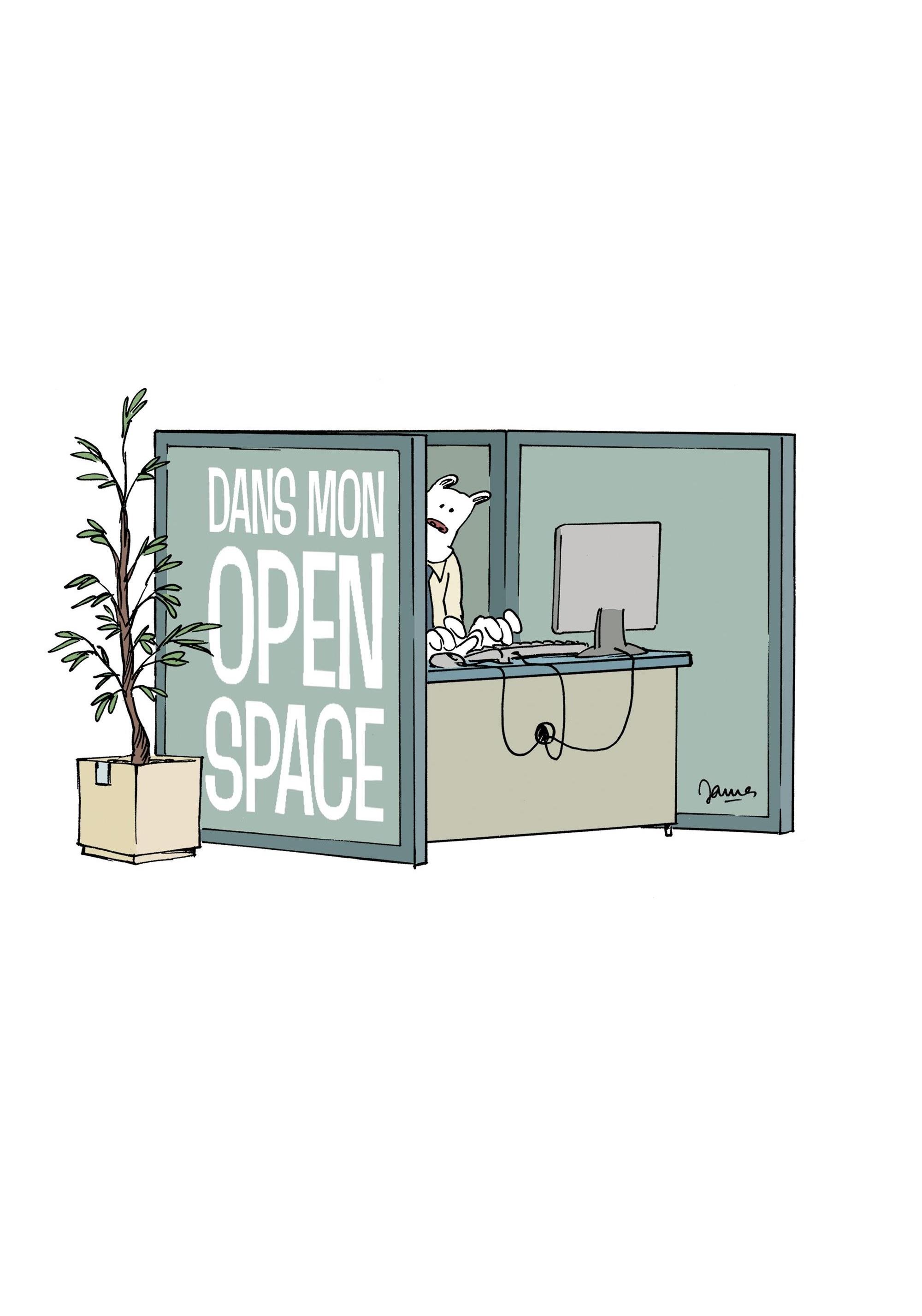 Dans mon open space  - Les inédits