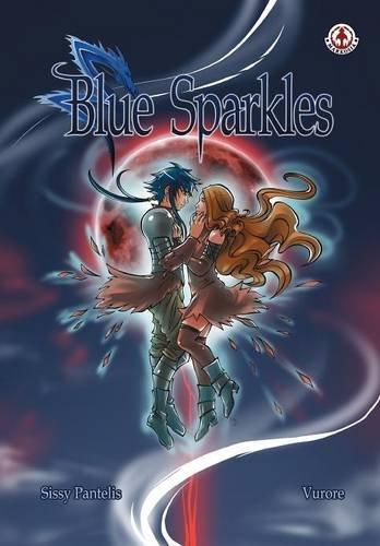Blue Sparkles 1