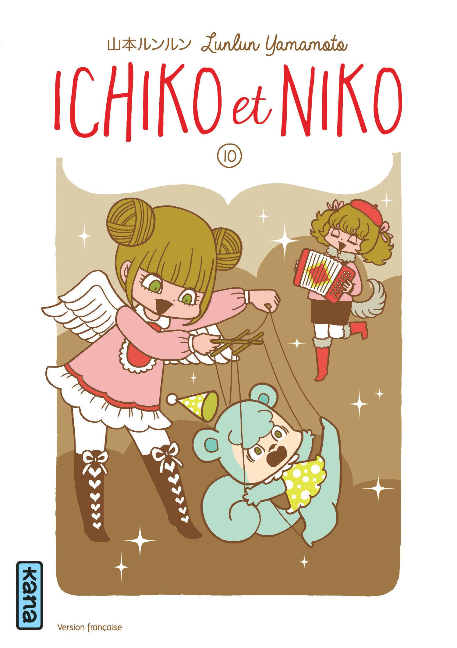 Ichiko et Niko 10